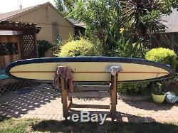 102 Cooperfish Hornet Pintail Longboard