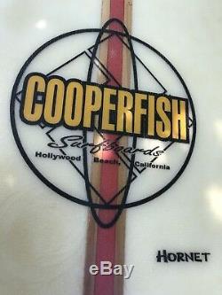 102 Longboard Cooperfish Hornet
