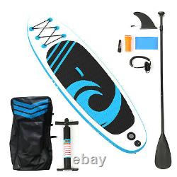 10'6 SUP Stand UP Paddle Board Inflatable Surfboard Surf Paddleboard Kayak Gift
