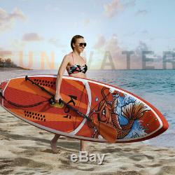 11'6'' Inflatable Stand up paddle Board SUP Board ISUP with complete kit