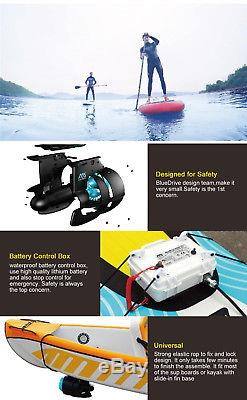 12V Battery Driven Electric Fin For Stand Up Paddle Board Electric Surfboard