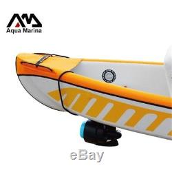 12V Battery Driven Electric Fin For Stand Up Paddle Board SUP Surf AQUA MARINA