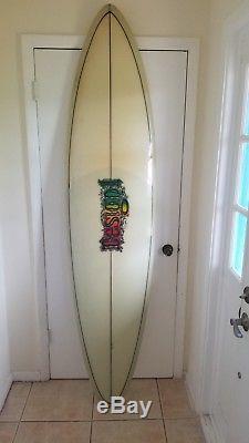 1970's Design 1 Vintage Surfboard