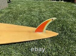 1970s Brotherhood Gun Shaped By Legendary Shawn Stussy Vintage Surfboard