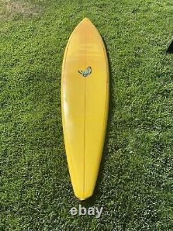 1970s Dyno Vintage Surfboard