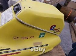 1984 Surf Jet ski surfboard SurfJet RARE vintage water 2 stroke
