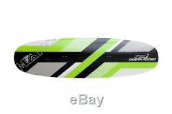 2017 Ocean Rodeo Mako 140 x 40 Kiteboard Twintip Kiteboarding Chop Surf Complete