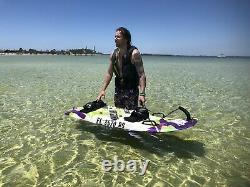 2018 Jetsurf Sport 38 Hours Ride Time. Upgraded Foot-grips. Never Crashed