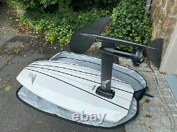 2019 Lift eFoil, 5'6 x 28 White, Used (in perfect working condition)