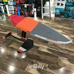 2019 Naish Kite Foilboard 155 / 2019 Naish Thrust Surf Foil L Complete Abr
