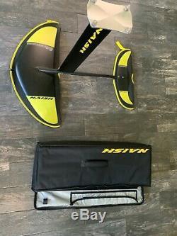 2020 Naish Jet Foil 1250 Surf HydroFoil Brand NEW