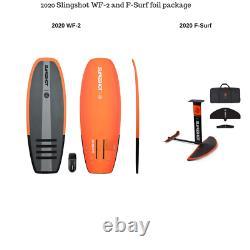 2020 Slingshot WF-2 / F-surf foil package
