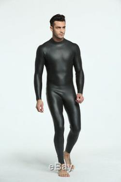 3MM Neoprene Diving Wet Suit CR+ Ultra Elastic Triathlon Surfing Men Diving Suit