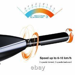 55 LBS Thrust Electric Trolling Motor Outboard Boat Motors Heavy Duty for Kayak