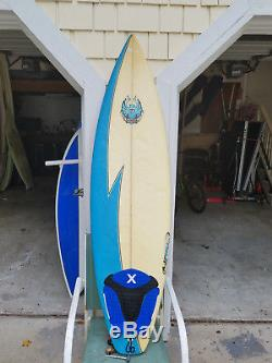 5'10 AJF Surfboard /Cheap starter board/ Deal for the price