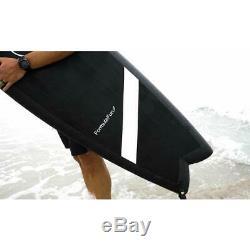 5'3 Black Magic Fish Soft Board Durable Foam Surfboard 100% Recyclable