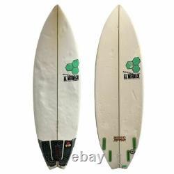 5'7 Channel Islands Weirdo Ripper Used Surfboard