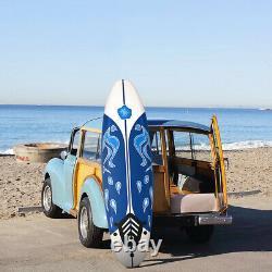 6' Surfboard Surf Foamie Boards Surfing Beach Ocean Body Boarding Outdoor Sports