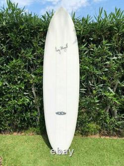 7'0 Greg Mungall Surfboard 5-Fin Future Set Up Epoxy