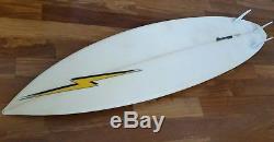 7'0 Lightning Bolt Surfboard Longboard Surf Board Long Board Surfboards Used