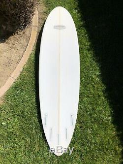 7'4 Barahona Surfboard 5 Fin Futures Set Up Great Condition