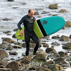 7'6 Mini Log Soft Top Surfboard (P48)