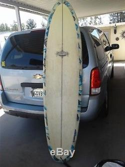 7' vintage FinelinE Fine Line SURFING SURFBOARD surf board lot LSH DAKINE CASE
