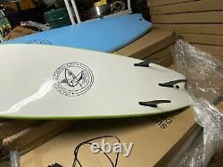 92 Surfboard IXPE Soft Top Foam Core, Leash, 3 Fins, Color Royal Blue