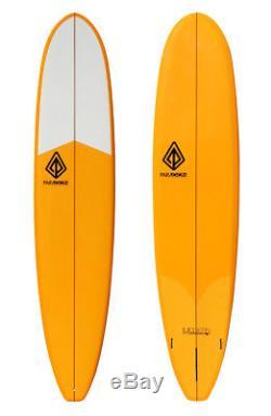 9'0 Modern Noserider Longboard Creamsicle/Epoxy Paragon Surfboards