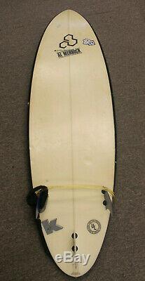Al Merric 6'1'' Shortboard Surfboard USED PICKUP NJ
