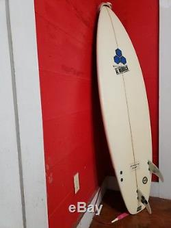 Al Merrick / Channel Islands 5'10 Rob Machado Surfboard