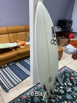 Al Merrick Sampler Surfboard 55