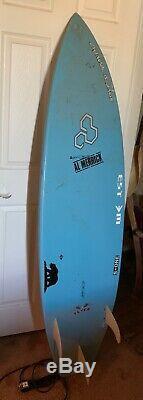 Al merrick channel islands flyer surfboard 58