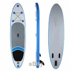 Ancheer 10ft Inflatable Stand Up Paddle Board iSUP with Adjustable Paddle Backpack