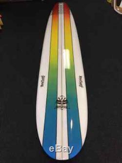 Beautiful Tri Fin Bruwsurf Longboard 9'6 3 23 Pick Up Only