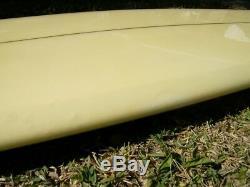 Beautiful vintage 60's O'NEILL DAGGER SURFBOARD