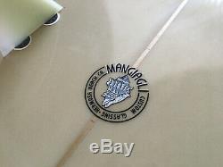 Becker Longboard Surfboard 71-1/2 + STS Mule Longboard transport carrier