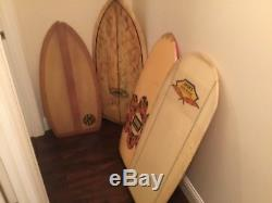 Bellyboards 1960s Surfboards