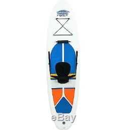 Bestway Hydro-Force White Cap Inflatable SUP Stand Up Paddle Board & Kayak 65069