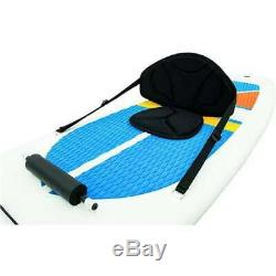 Bestway Hydro-Force White Cap Inflatable SUP Stand Up Paddle Board (Open Box)