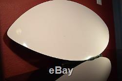 Blue/White Zap Large Wedge Skimboard