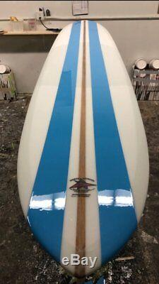 Brand New Dennis Wilson Beach Boys Replica Hermosa Surfboard 9'2 LE 110/1000