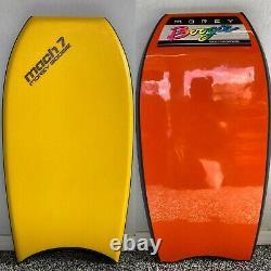 Brand New Vintage Mach-7 Bodyboard 42 Boogieboard by Morey Boogie