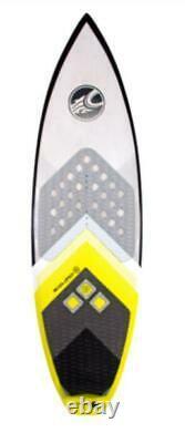Cabrinha SQUAD 5.7 2018 Kite Surfboard kitesurf wind surfing Board Only