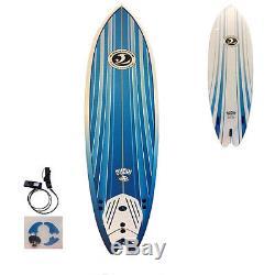 California Board Company Cbc 6'2 Fish Classic Surfboard