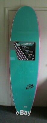 Catch Surf 7' Neon Pink Easy Rider SurfBoard
