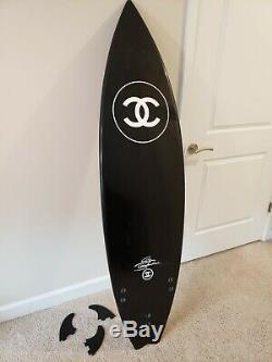 Chanel Surfboard Surf Board RARE