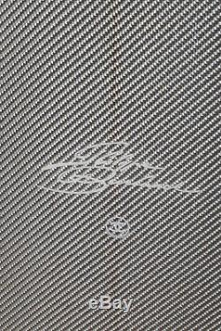 Chanel Surfboard x Philippe Barland Limited Edition Silver Carbon Surfboard