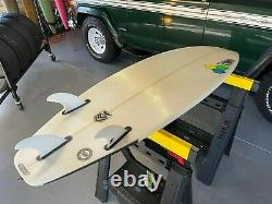 Channel Island Surfboard, New Flyer, 5'11 (Al Merrick)