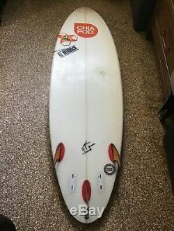 Channel Islands Al Merrick Semi Pro 12 Kelly Replica Surfboard